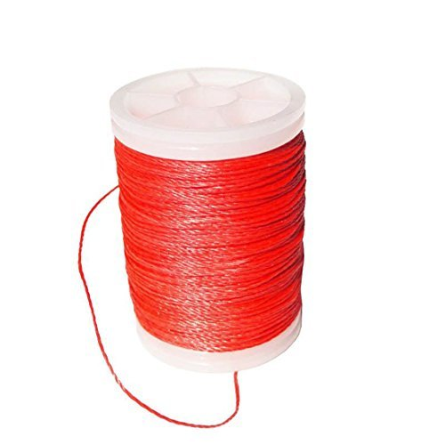 Wilderness Hunter 131 Yards BowString Serving Thread For Protect Bowstring And Tie Peep Nock