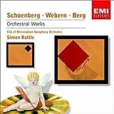 : Schoenberg, Webern, Berg: Orchestral Works