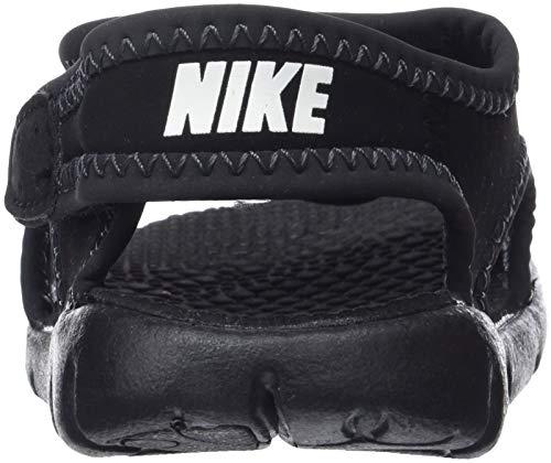 Pour Negro Chaussures Bébé Sunray Nike Blanco black anthracite Adjust White enfant C6wtUCqY