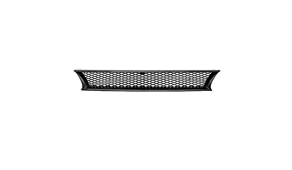 Corolla 93-97 AE101 Crossweave Jdm ABS Front Bumper Hood Mesh Grille Grill Black