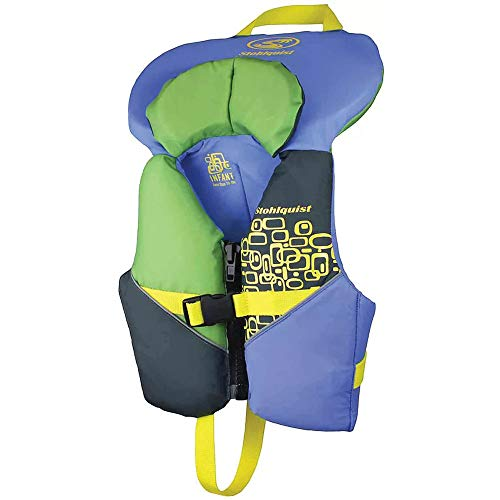 (STOHLQUIST Child PFD Blue/Green One Size)