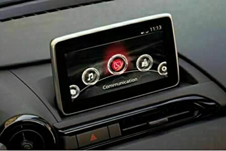 Mazda Connect Navi Tarjeta SD Update Europa BJM7 66 EZ1P Version 2020//2021