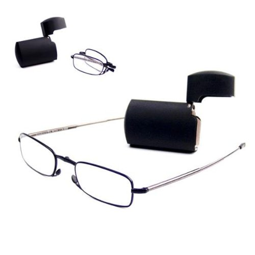 +1.50 Diopter Eschenbach Folding Micro Vision Reading Glasses - Size Full Reading Glasses