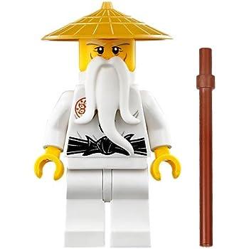 Lego ninjago sensei wu minifigure toys games - Sensei ninjago ...