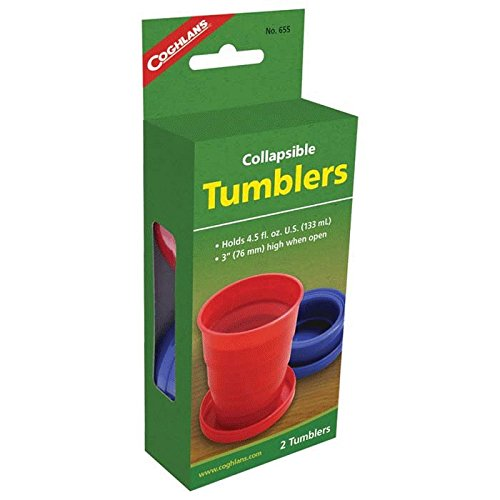 Coghlan's Collapsible Tumblers (Pack of 2)
