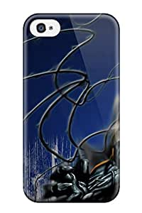 Premium Venom Heavy-duty Protection Case For Iphone 4/4s