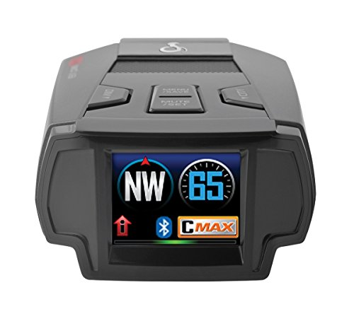 Cobra Electronics SPX 7800BT Maximum Performance Radar/Laser/Camera Detector (Certified (Maximum Performance Radar)