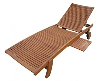 chaise longue eucalyptus