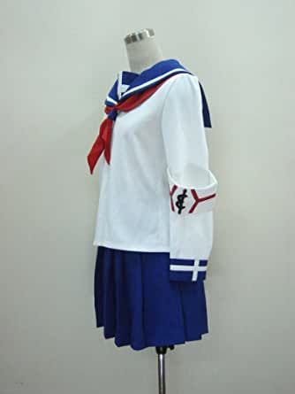 Cool-Coser Cosplay Costume X-Large Size Buso Renkin Tsumura Tokiko Japanese Girl Boy Party Fiesta Festival Dress For Coser