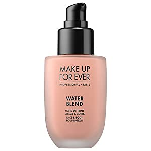 MAKE UP FOR EVER Water Blend Face & Body Foundation R330 1.69 oz