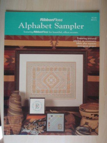 Alphabet Sampler (featuring RibbonFloss for beautiful silken accents, #8373)