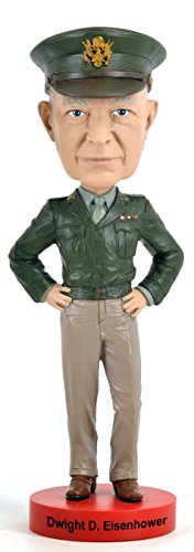Royal Bobbles Dwight Eisenhower Bobblehead