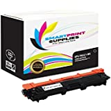 Smart Print Supplies Compatible TN221 TN221BK Black Toner Cartridge Replacement for HL-3140CW 3170CDW, MFC-9130CW 9340CDW, DCP-9020CDW Printers (2,500 Pages)