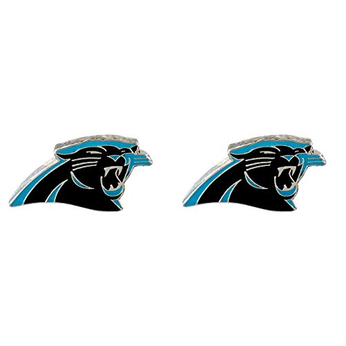 NFL Carolina Panthers Team Post Earrings]()