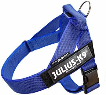 Julius-K9 - Arnés/dorsal IDC New Belt Harness en color azul, de ...
