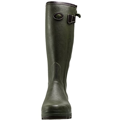 Le Chameau Chasseur Heritage Kevlar Clf41 Uomo Stivali Wellington
