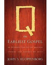 Q, Earliest Gospel