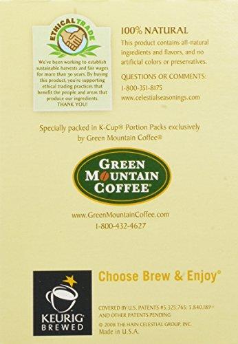Celestial Seasonings Green Tea K-Cups, Authentic, 96-Count by Celestial Seasonings (Image #3)