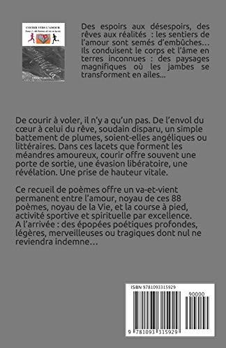 Amazoncom Courir Vers Lamour Tome 1 88 Poèmes De Vie