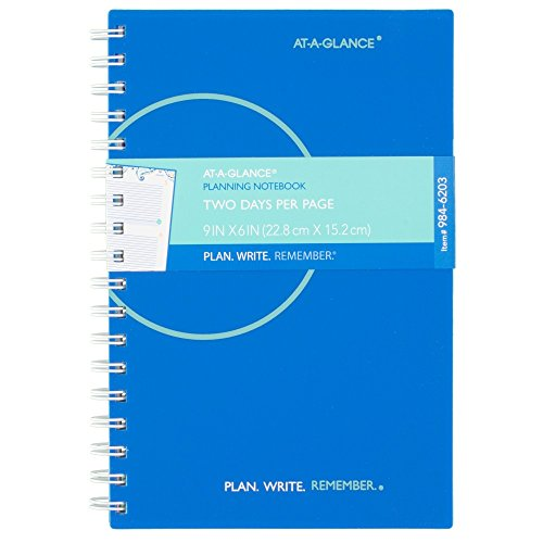 GLANCE Planning Notebook Inches 984 6203