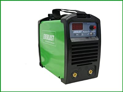 2017 EVERLAST PowerArc 140ST 140amp LIFT START TIG / STICK WELDER IGBT Dual Voltage
