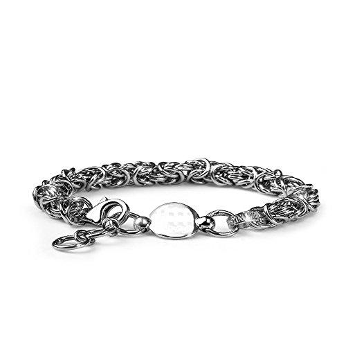 Bracelet MARIA Cristina Sterling Damas g3213Argent