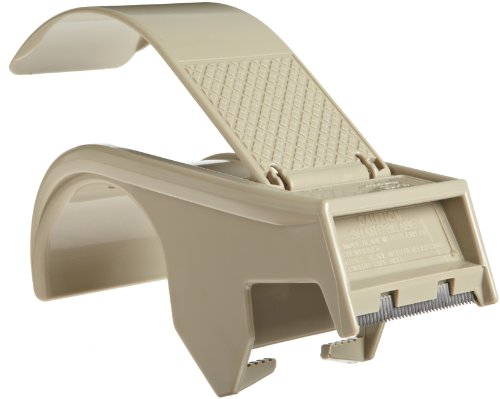 Scotch Box Sealing Tape Dispenser H122, 2 in -