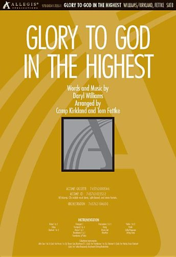 Glory to God in the Highest (Glory To God In The Highest Sheet Music)