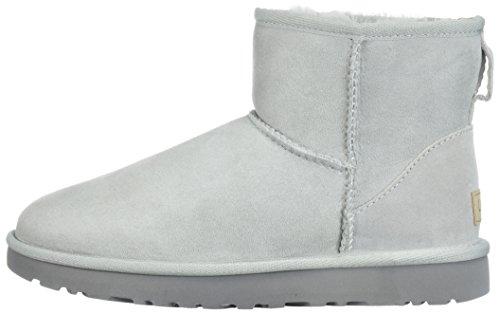 Femme Chaussures Ugg Gris Short Lavendar Ii Classic wXpdpUxT