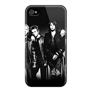 Best Hard Phone Case For Iphone 4/4s (Ivw5894vUhR) Unique Design Stylish Guns N Roses Skin