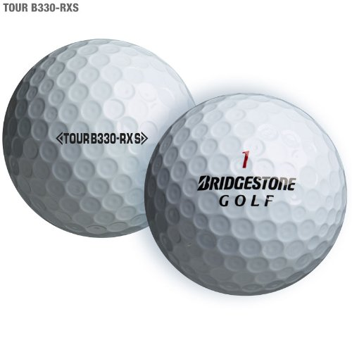 B330 Mint (Bridgestone Tour B330-RXS Mint Refinished Golf Balls (Pack of 12))