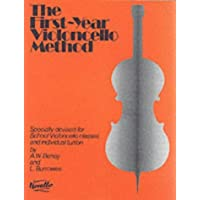 The First-Year Cello Method