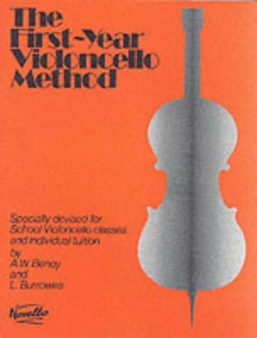 Benoy First Year Cello Method: Lehrmaterial für Cello