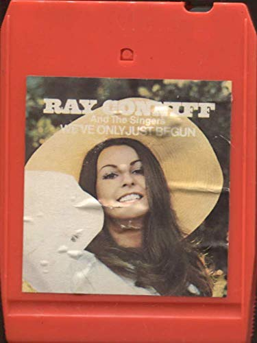 Ray Conniff and the Singers: We've Only Just Begun -26422 8 Track Tape
