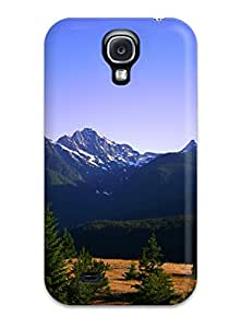 Galaxy S4 VLqJdJM10670sAAin View Earth Tpu Silicone Gel Case Cover. Fits Galaxy S4