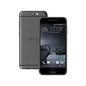 HTC One A9 Factory Unlocked Smartphone, 32GB 4G LTE 5-Inch HD Display, No Warranty - International Version (Gray)