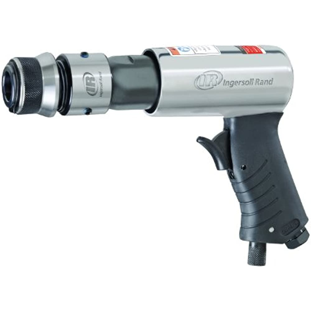 Details about Air Hammer Chisel Ingersoll Rand Pneumatic Long Barrel Blade  Impact Heavy Duty