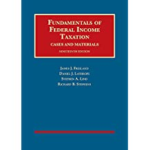 Fundamentals of Federal Income Taxation - CasebookPlus (University Casebook Series)