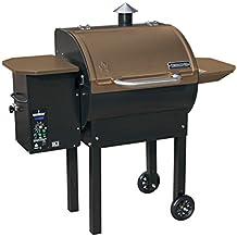 Camp Chef SmokePro DLX 24 Wood Pellet Grill Smoker, Bronze (PG24B)