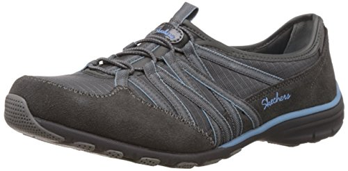 Baja Mujer Grey Skechers Zapatilla Aces cclb nbsp;holding Conversations nYXqIxY8