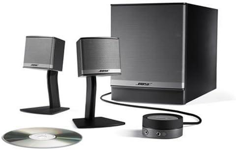 Bose Companion 3 Series II Multimedia PC Speakers