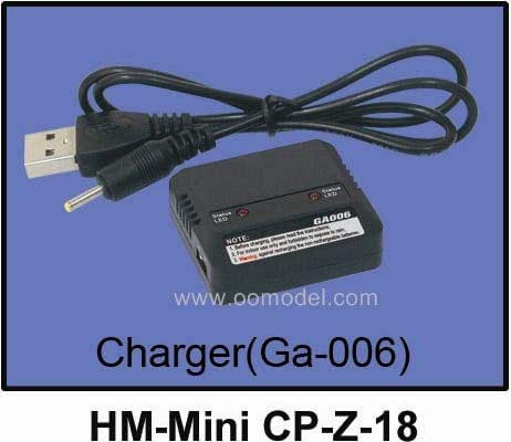Walkera V120d02s Parts Charger(Ga-006) HM-Mini CP-Z-18 Walkera V120D02S Spare Parts FreeTrack Shipping