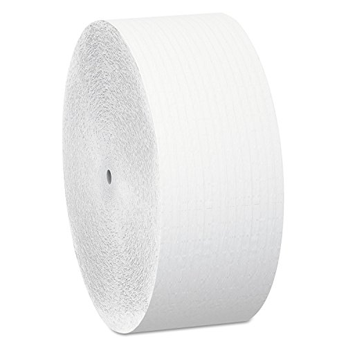 Bathroom Tissue Roll,2-Ply,No Core,3-7/8