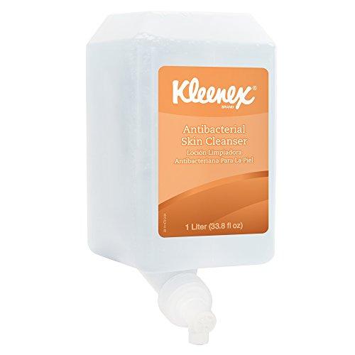 Kleenex Antibacterial Cleanser 91559 Packages