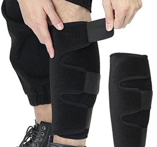 Calf Compression Brace Shin Splint Sleeve Support Lower Leg Wrap Muscle Pain Relief by shopidea