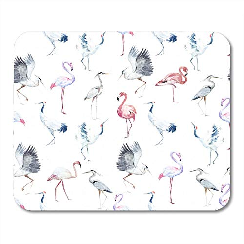 Murada Mouse Pads Watercolor Animal Water Color Pattern for sale  Delivered anywhere in Canada
