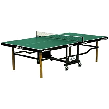 Attirant Butterfly Nippon 22 Table Tennis Table   5 Year Warranty   Built Like A  Tank