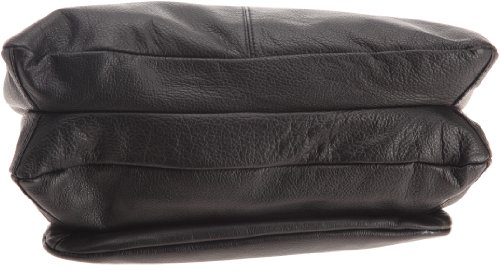 Paquetage - Bolso de hombro para mujer Negro