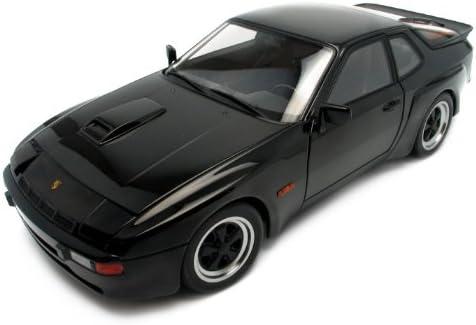 AUTOart 78001 Porsche 924 Carrera GT 1980 Black Die-Cast Ma/ßstab 1:18