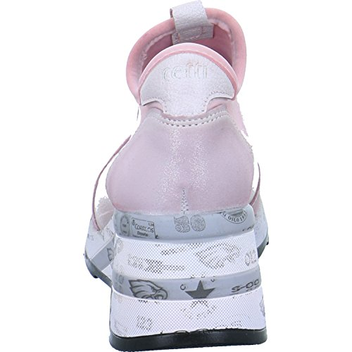 Cetti Damen Keil-sneaker C1121 Rosa